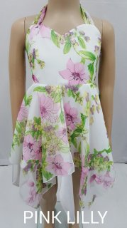 Halter Neck Dress GD19