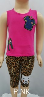 Girls Set (Top and Pant) GS46