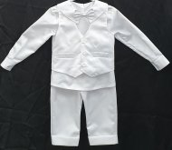 Baptism 3 Piece Outfit BB03