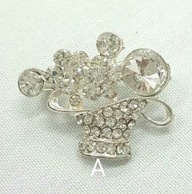 Ladies Brooch LB01