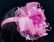 Lace Floral Headband GH04