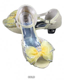 Girls Shoe 7668