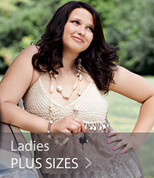 Ladies Plus Size Clothing