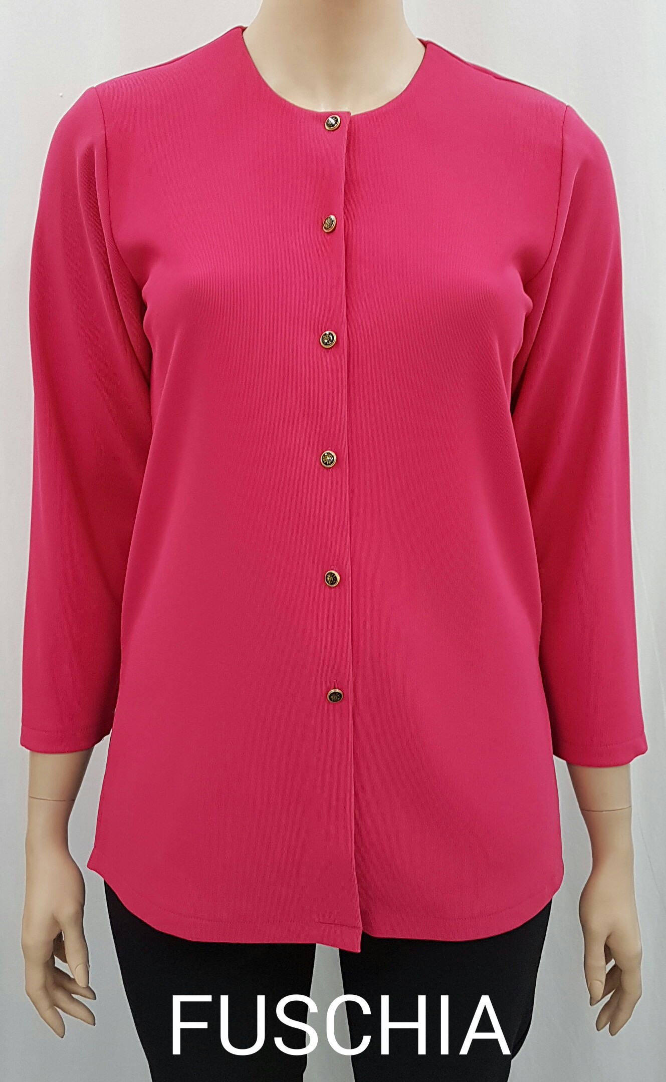 Ladies Top LS1406