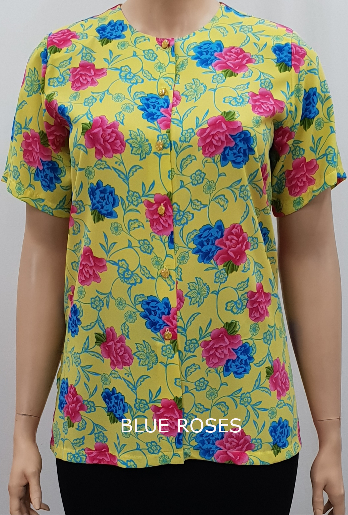 Ladies Shirt 1256