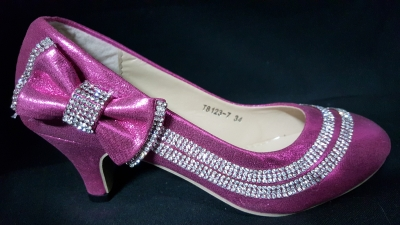 Girls Shoe 7919