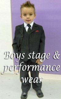 Boys Dance & Performance Wear