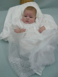 Baptism Dress GB01