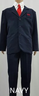 Boys Suit Jacket & Pants Set BSS02