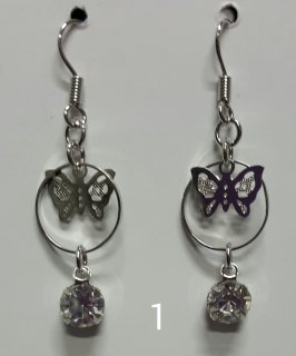 Girls Earings GE3