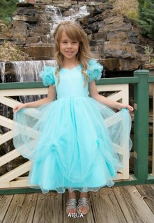 Kim - Flower Girl Dress