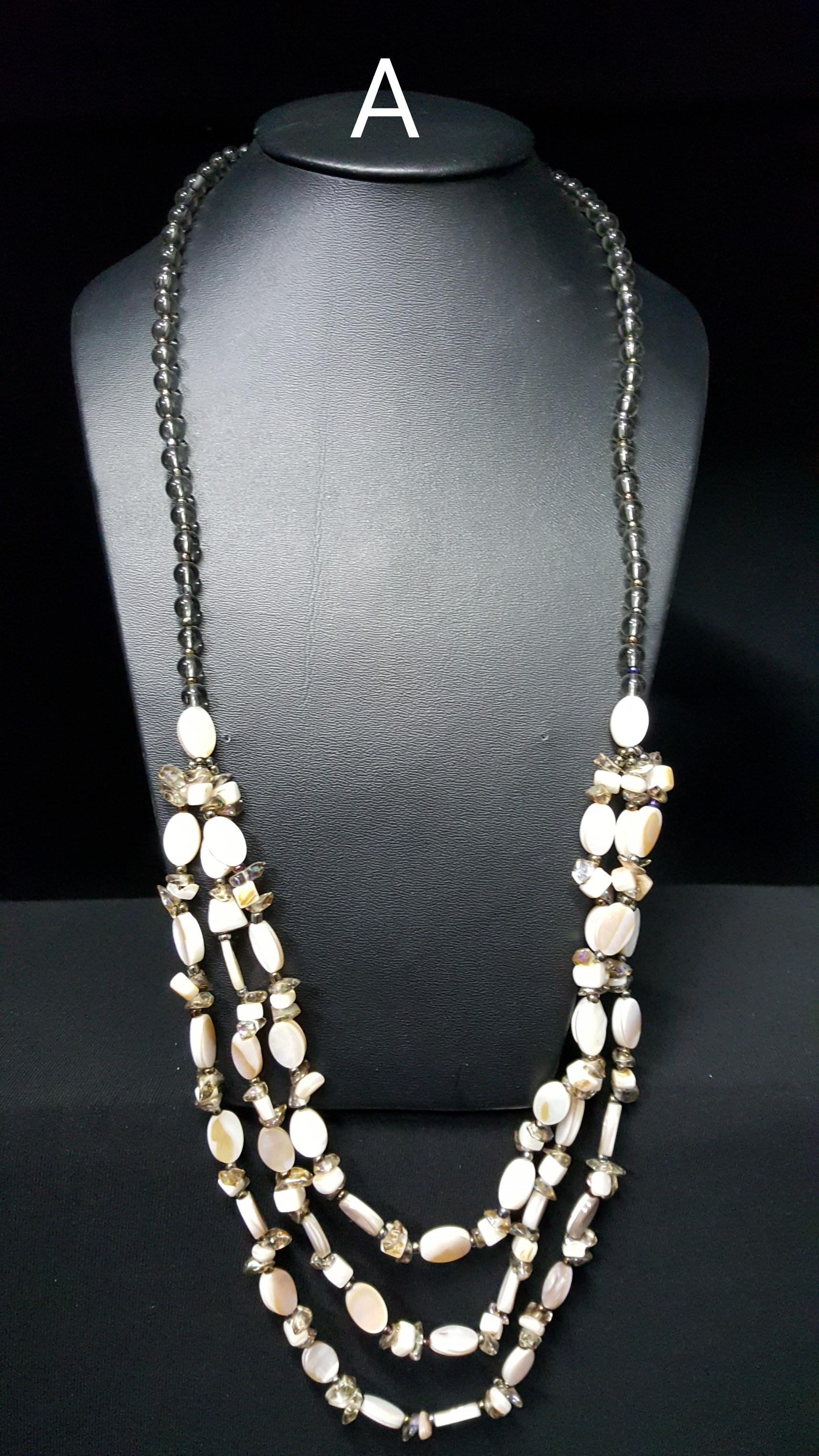 Ladies Stone Necklaces NS6