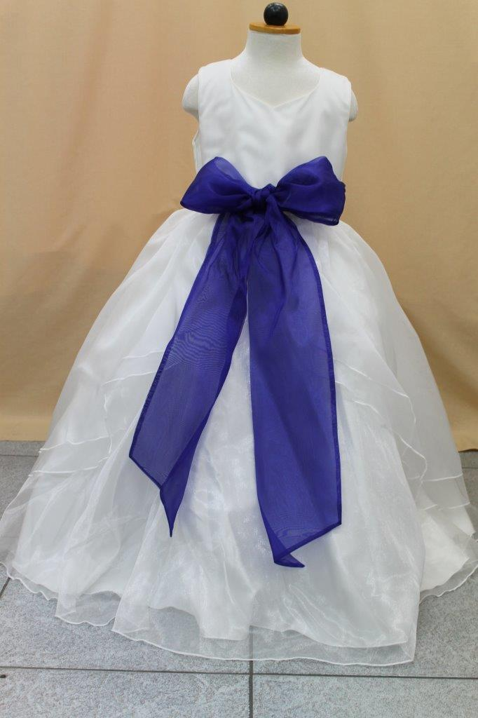 Snow White Dress Gd17 - 5000  Girls Dresses And Boys -3614