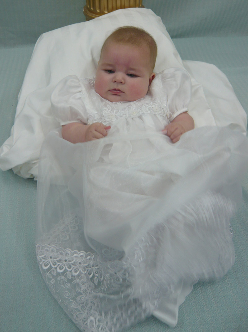 Baptism Dress GB01 [GB01] - $25.00 : Girls dresses and Boys suits by ...