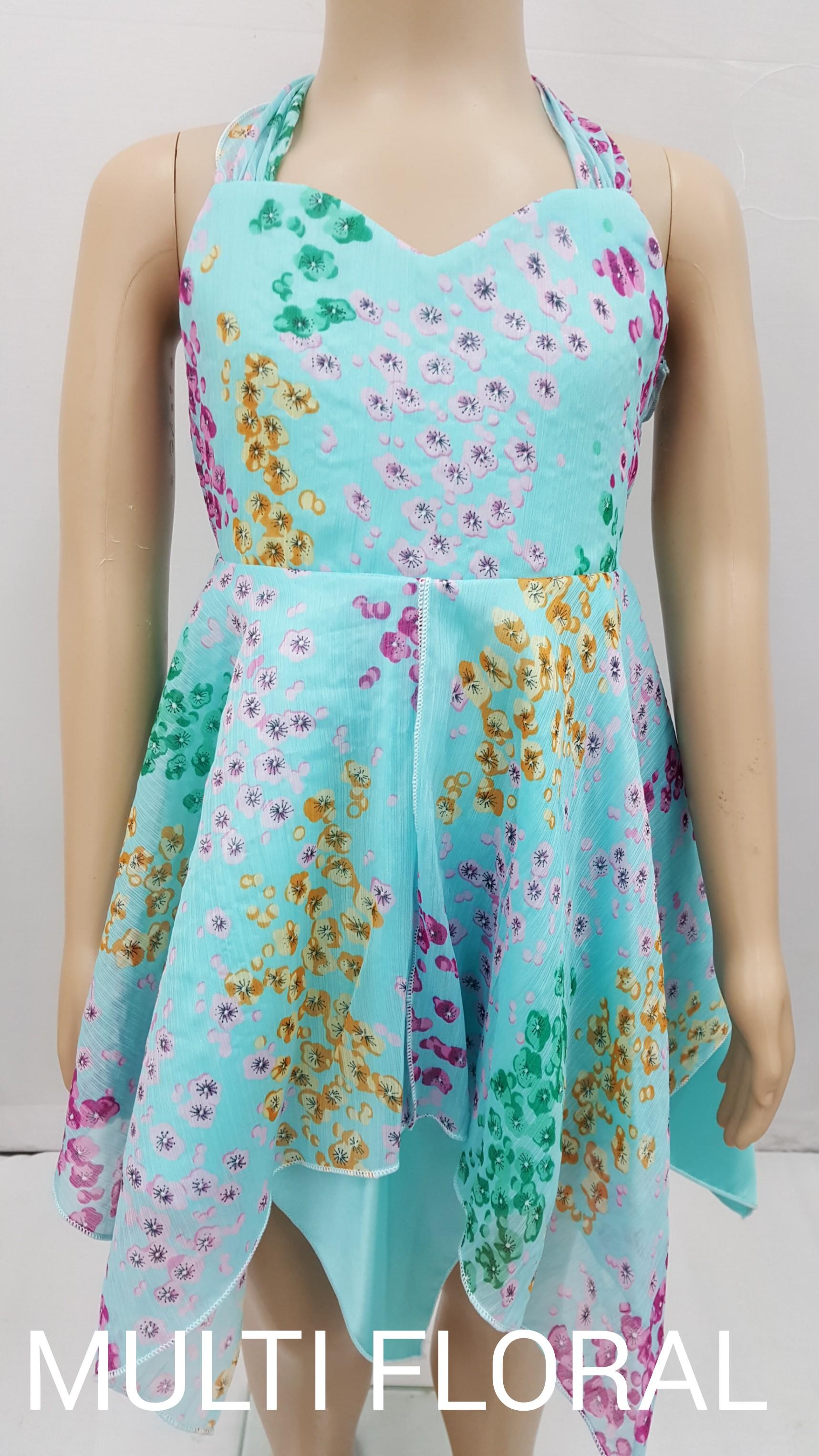 Halter Neck Dress Gd19 Gd19 12 00 Plus Size
