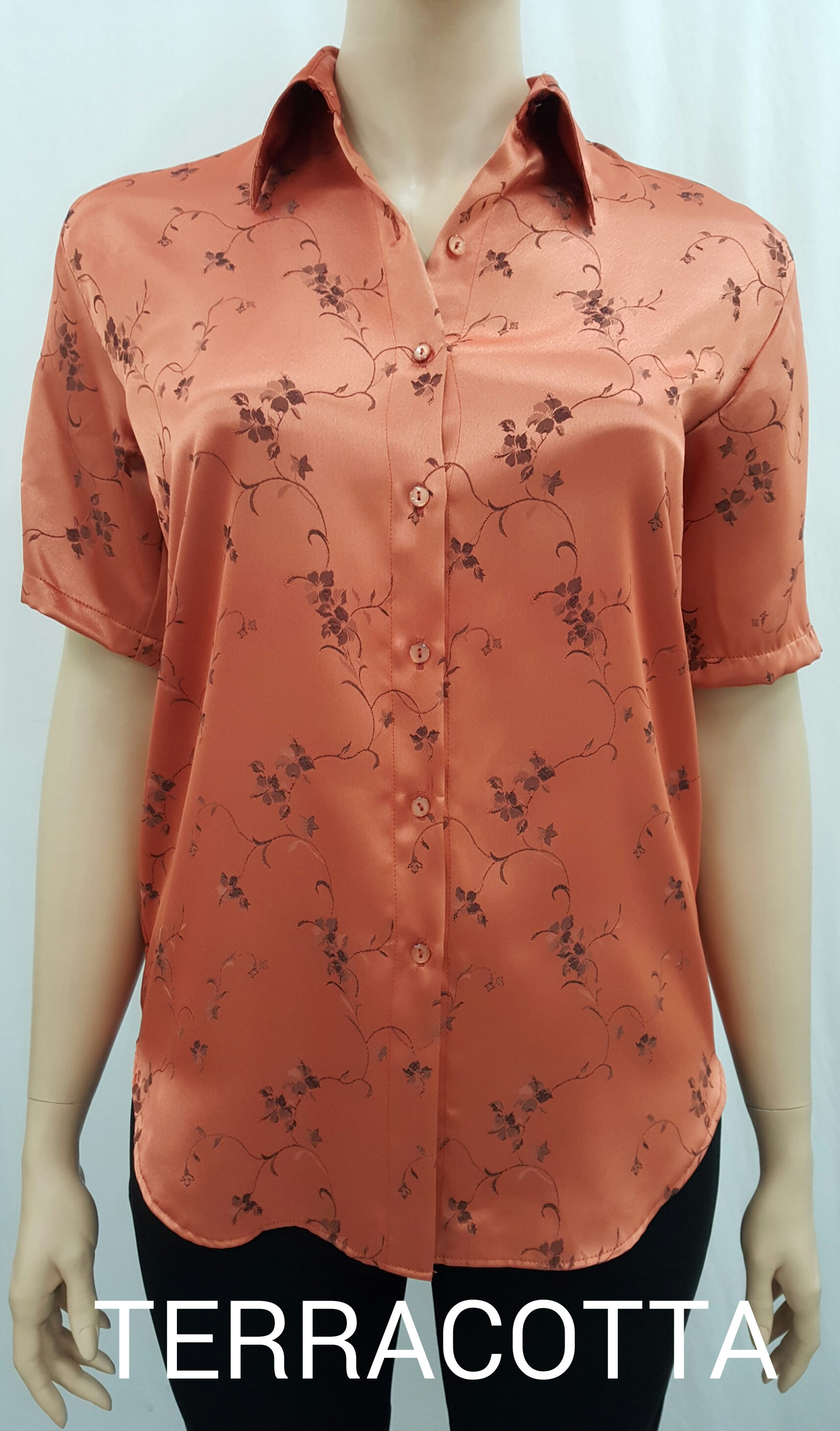 Ladies Shirt LS1383