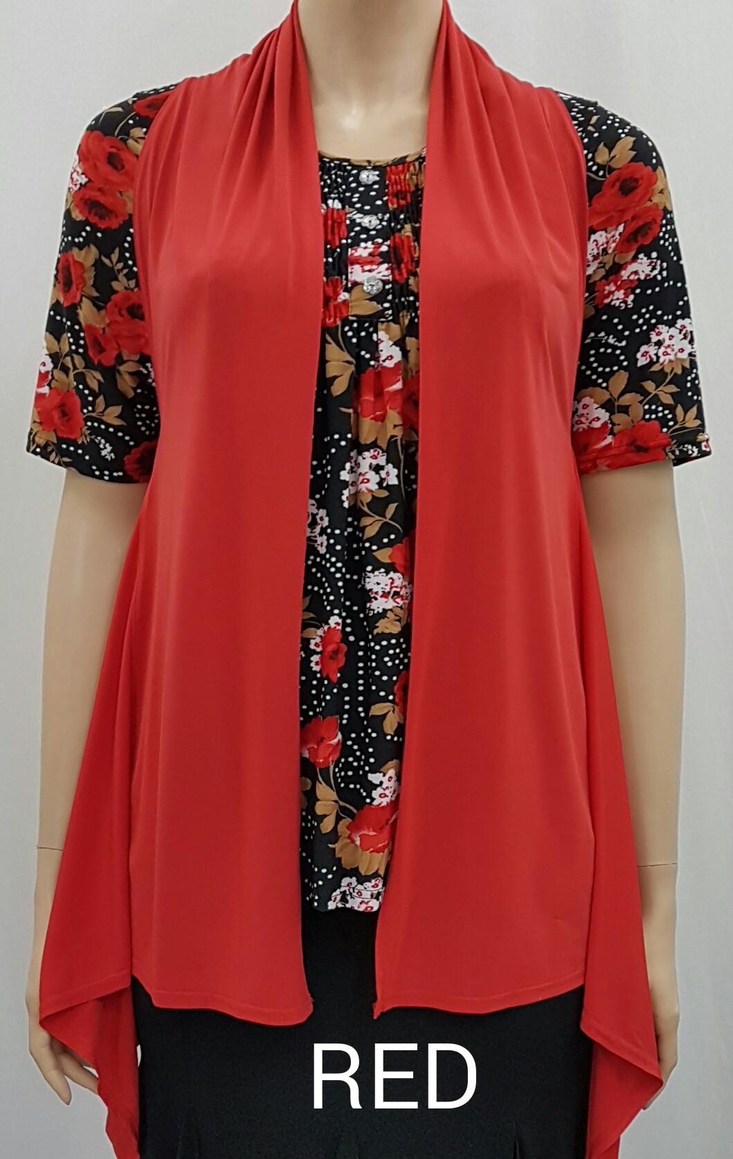Ladies Vest 1232 [LV1232] - $15.00 : Girls dresses and ...