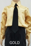 Boys Satin Shirt BS01
